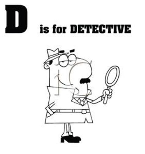I want to be a detective essay
